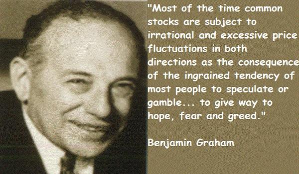 Đầu tư giá trị và chiến lược chọn cổ phiếu của Graham