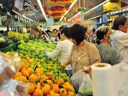 Giá các loại nông sản thiết yếu của Trung Quốc tăng