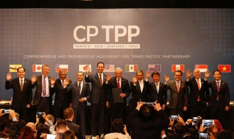 Tham gia CPTPP là ưu tiên của Anh