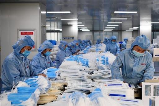 Bán khẩu trang y tế 4 lớp kháng khuẩn, hàng chuẩn xuất EU, đầy đủ giấy tờ.